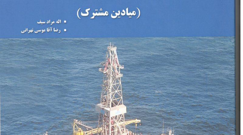 کتاب اقتصاد نفت و گاز (میادین مشترک)