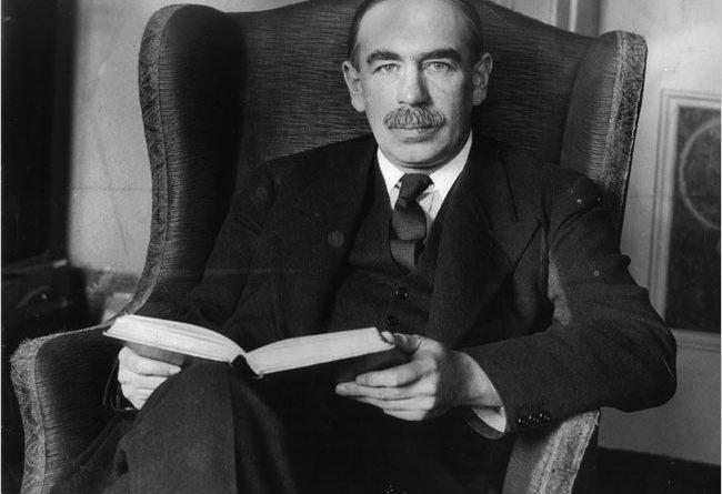 """John Maynard Keynes """"An Open Letter to President Roosevelt"""" (۱۹۳۳)"""